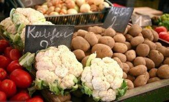 Полезные свойства овощей и других продуктов