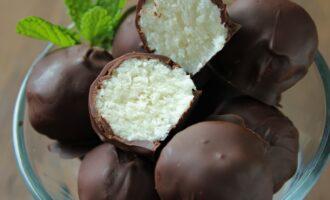 кокосовые конфетки