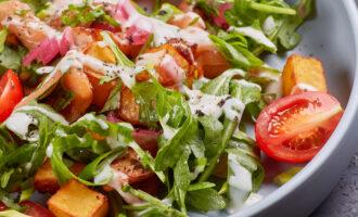 салат с судаком