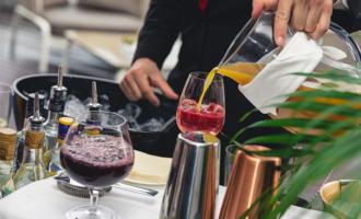 Как делать коктейль