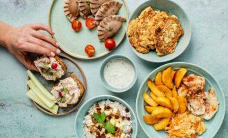 диетические блюда для женщин